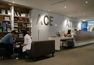 ACE学校風景